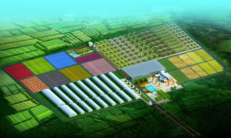 农业产业园区规划