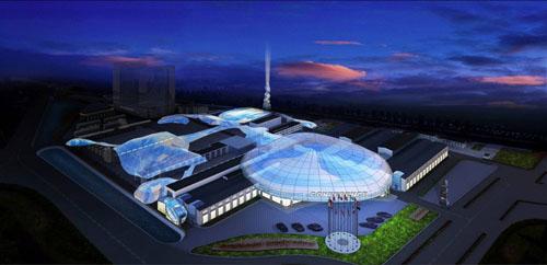 黑龙江现代产业园区规划